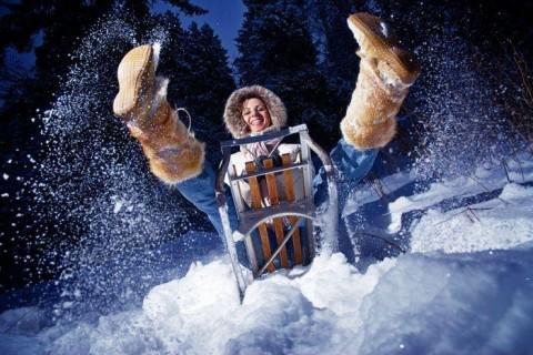 Отдых в зимние каникулы может быть доступным