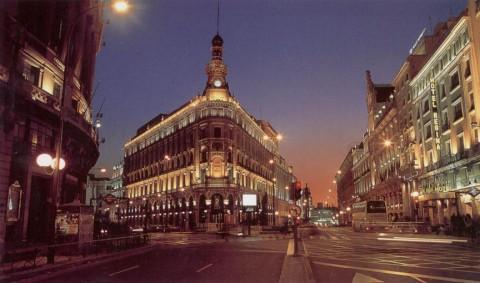 48 часов в Мадриде