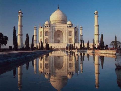 Топ-5 самых привлекательных для путешествия мест Индии.