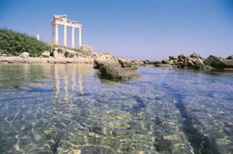 Где отдохнуть в Турции на пляже?
