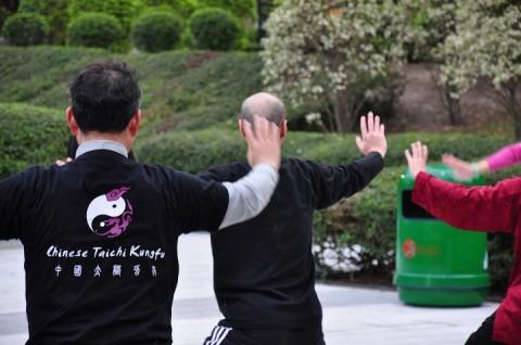 Гимнастика Тай Чи