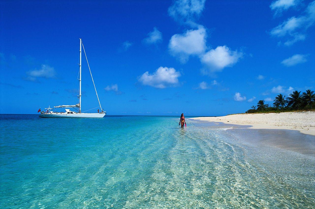 Пляжи Средиземного моря