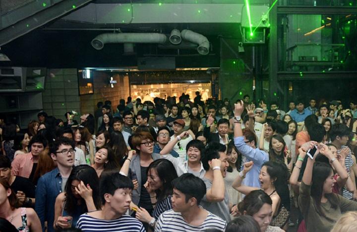 Ночные клубы южная корея клуб с эротическим шоу