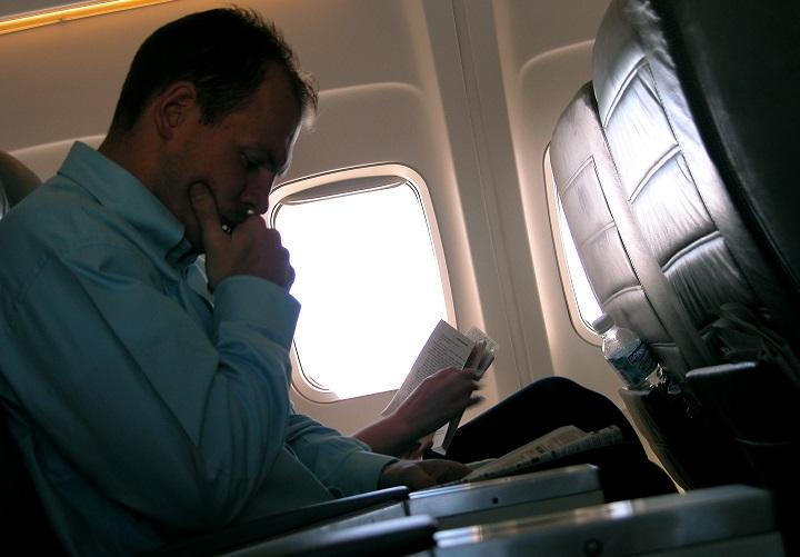 Знакомство в самолете истории