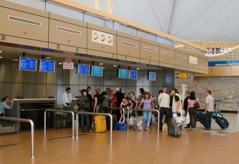 v aeroportu