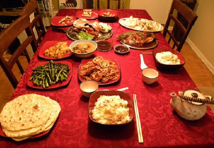 Что приготовить на корейский новый год