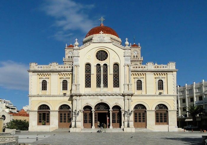 Ираклион, Собор святого Миноса, фото Bernard Gagnon