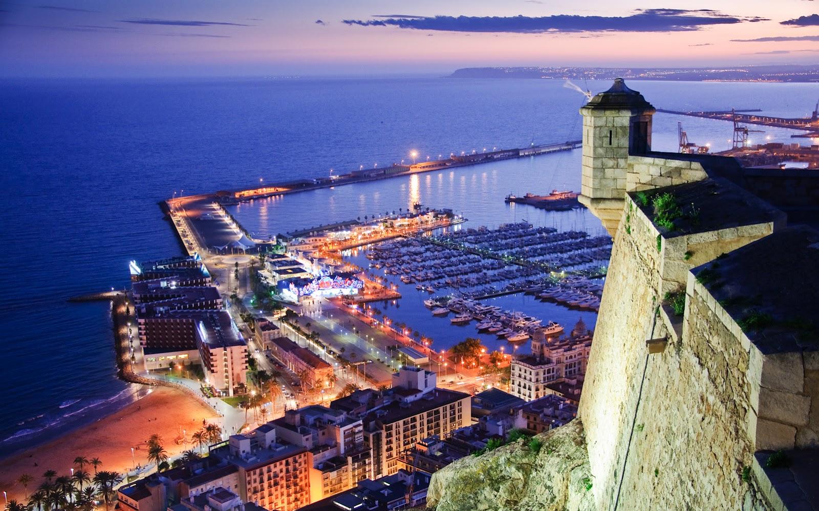 Недвижимость испании г аликанте достопримечательности
