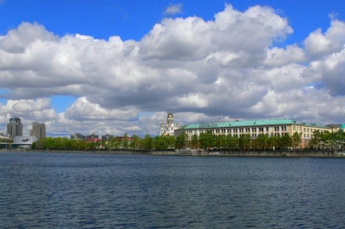 Екатеринбург, фото serrgeon