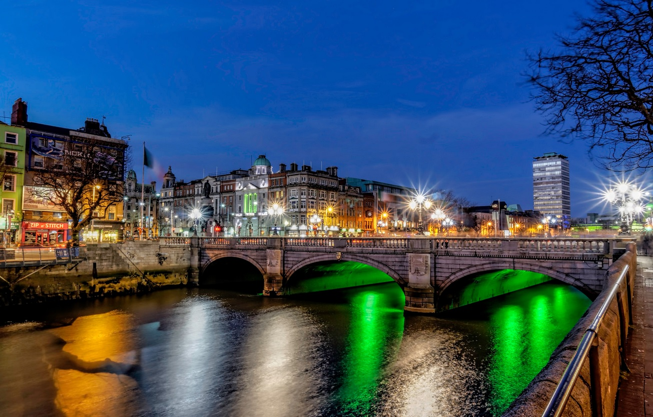 ирландия дублин фотографии или