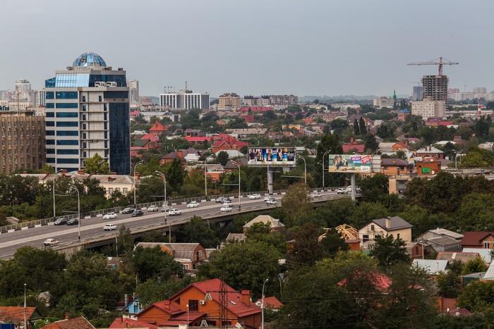 Краснодар, фото gorborukov