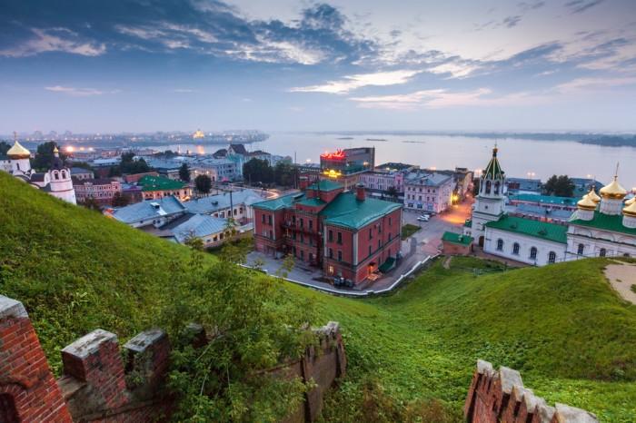 Нижний Новгород, фото art-dara