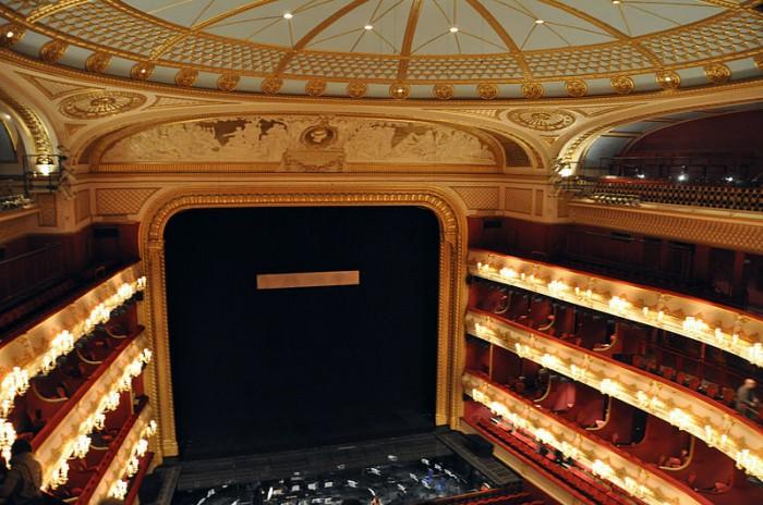 Королевский оперный театр Convent Garden