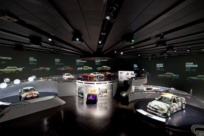 Музей BMW, Мюнхен