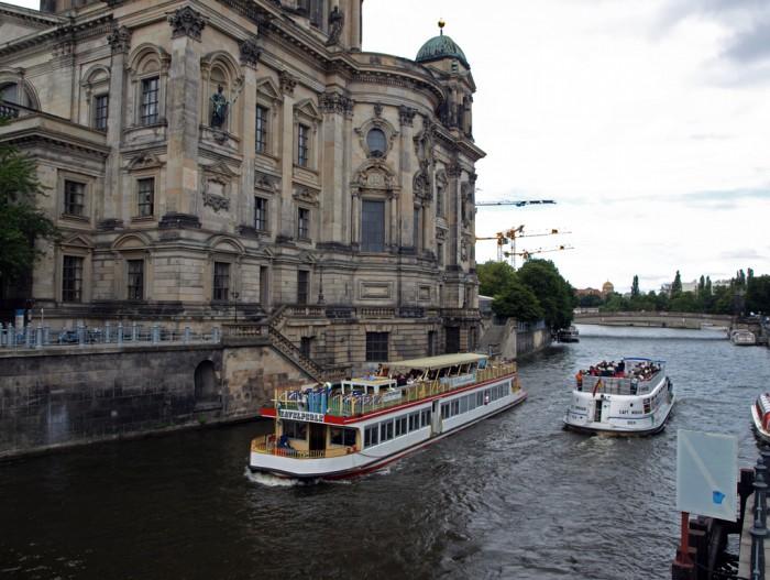 Остров музеев, Берлин