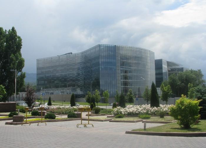Алматы, фото Jonathan Newell