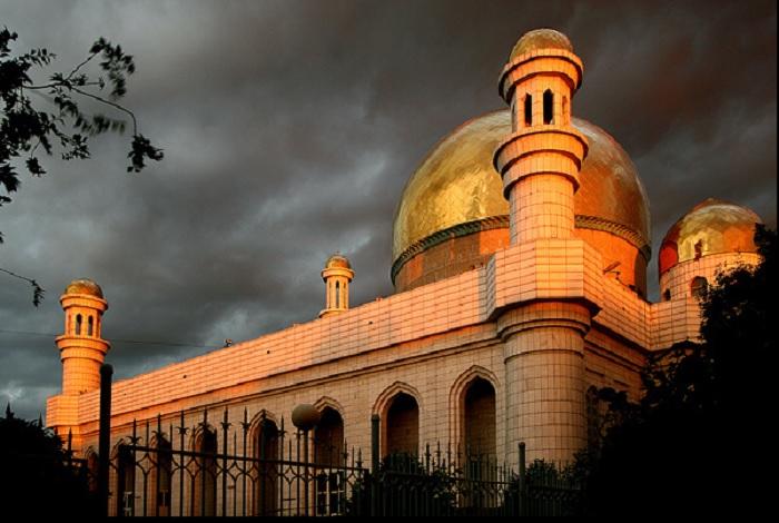 Мечеть Алматы, фото Tan Yilmaz