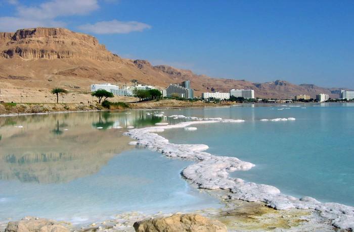 Лечебные курорты Израиля