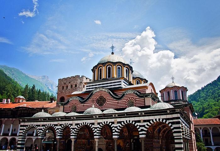 Рильский монастырь, фото Ирин@