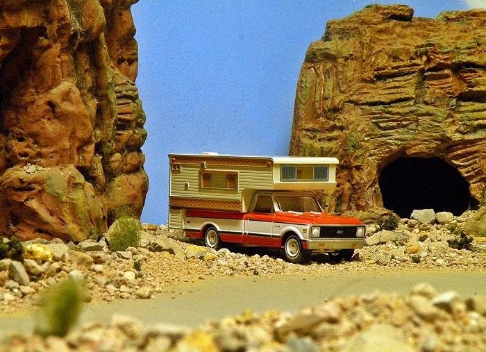 Путешествие на автомобиле, фото Phil's 1stPix