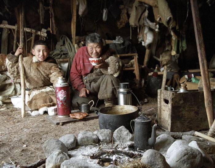 Чукотская кухня, фото Магадан