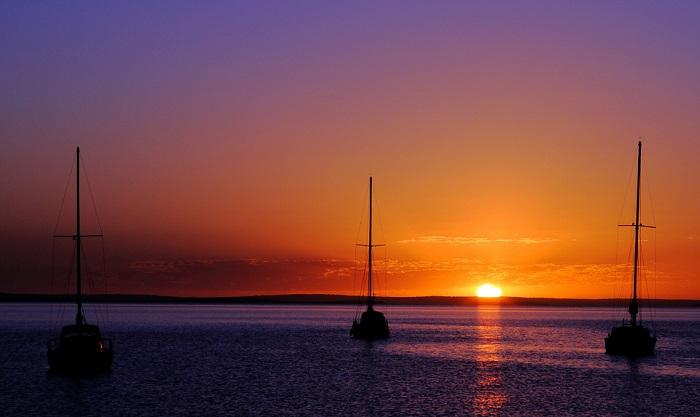 Яхтинг, фото tim phillips