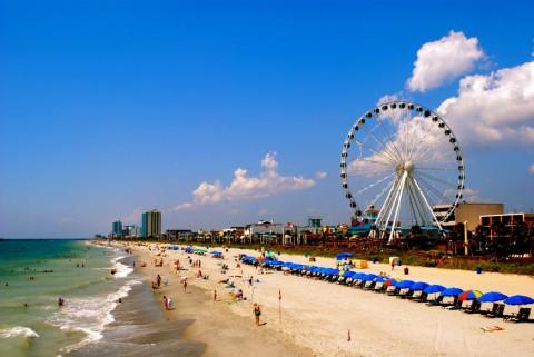 Где отдохнуть в июле?