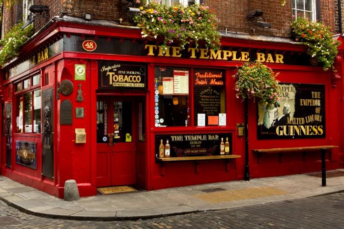 В Дублине, фото Brandon Falls