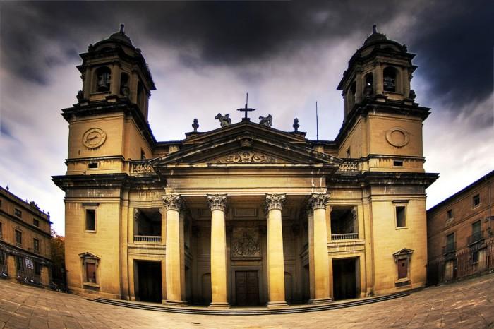 Памплонский собор, фото iñaki de luis