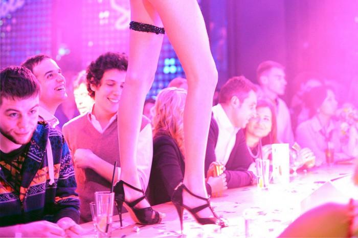 Вечеринка в Риге, фото Pavels Dunaicevs