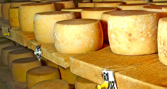 Сыроварня Cheddar Gorge Cheese