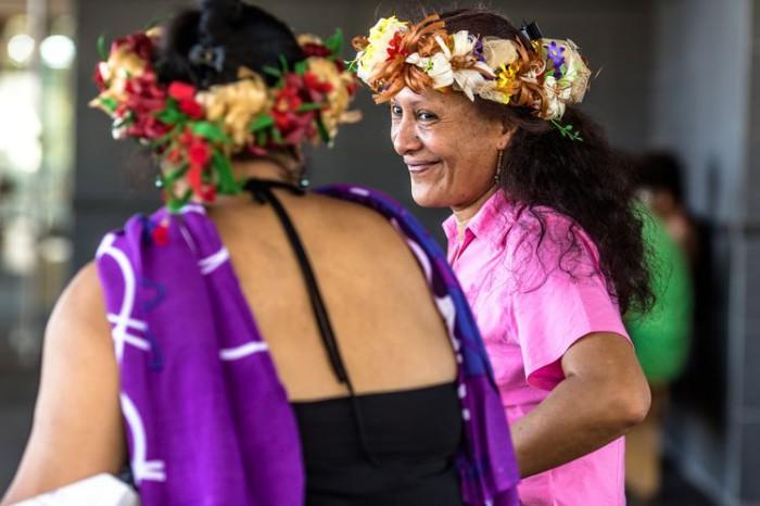 Таитянки, фото Eole Wind
