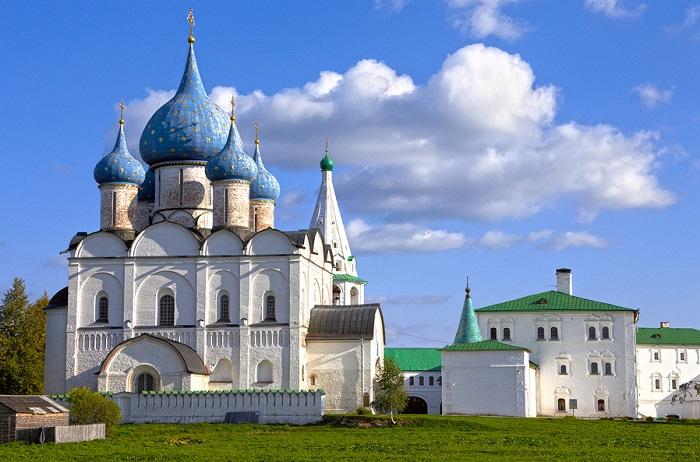 фото суздаль кремль