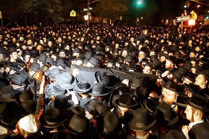 Похороны в Израиле