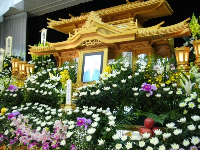 Похороны в Японии