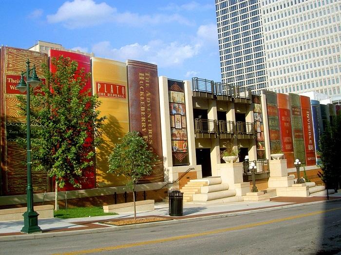 Центральная библиотека, Канзас-Сити