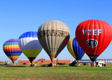 Воздухоплавание — любимый вид активного отдыха в Литве