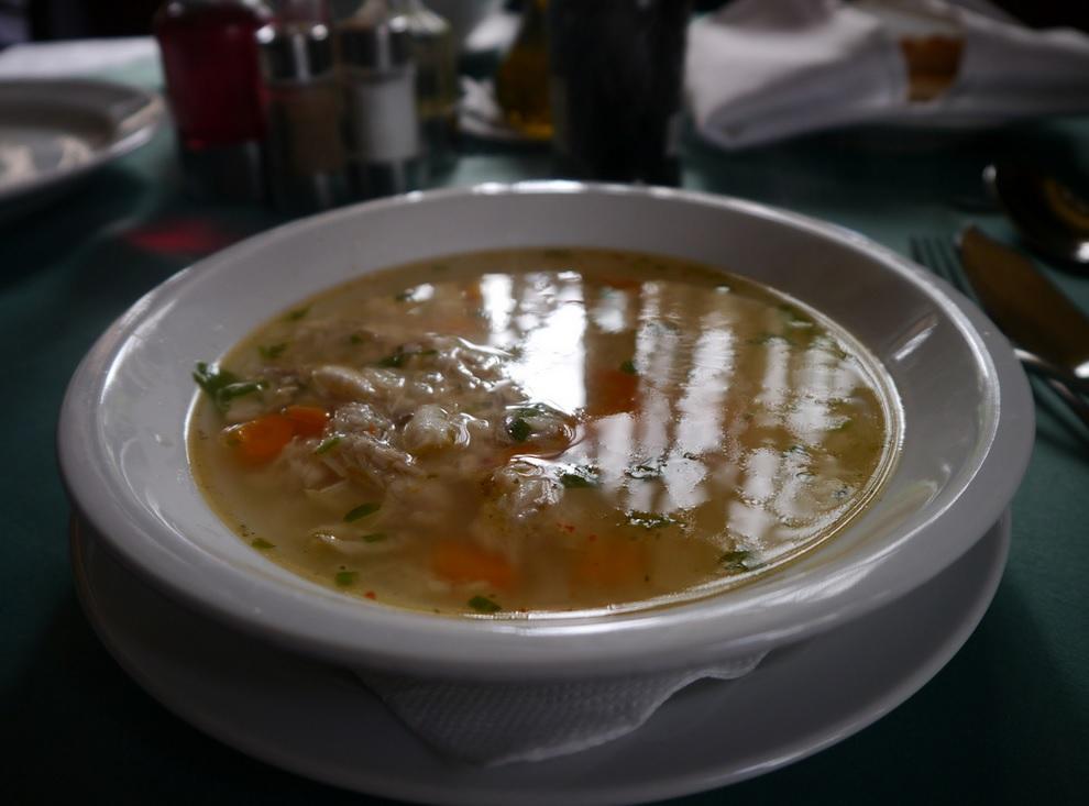 Черногорский рыбный суп