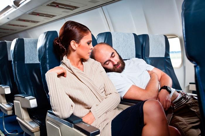 Бессонница в самолете