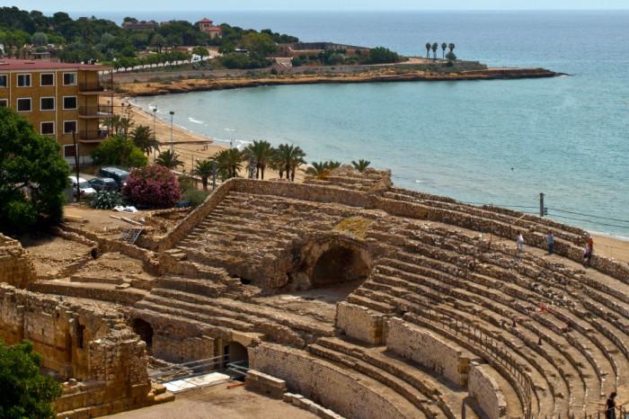 Амфитеатр Таррагона