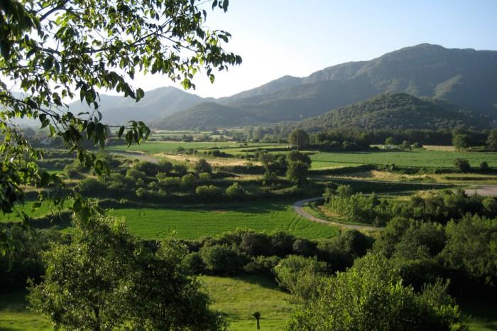 Парк Garrotxa