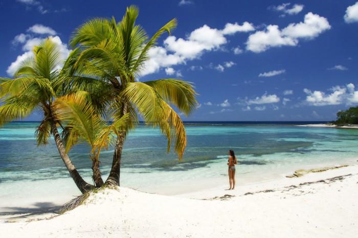 Mustique пляжи на Гренадинах