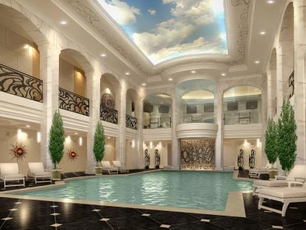 Никольская Кемпинский Отель