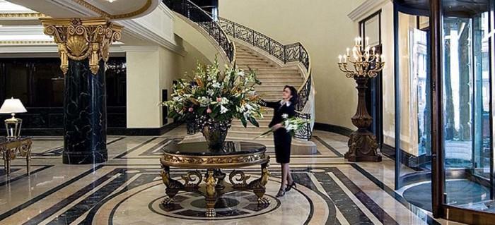 Ritz-Carlton Отель, Москва