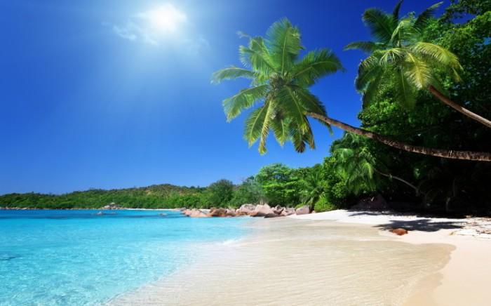 Тропические пляжи Фиджи