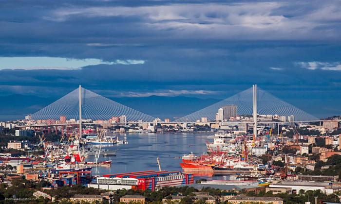 Владивосток, Дальний Восток
