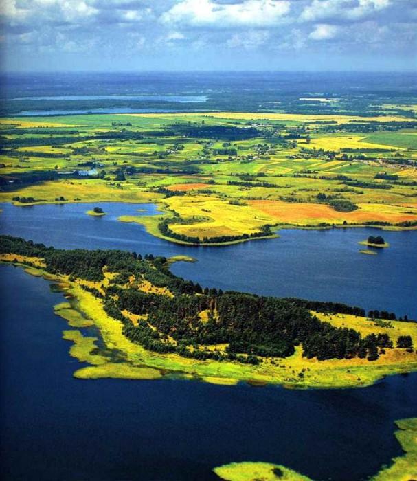 Браславские озера, Беларусь