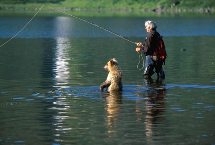 Рыбалка на Камчатке, Дальний Восток