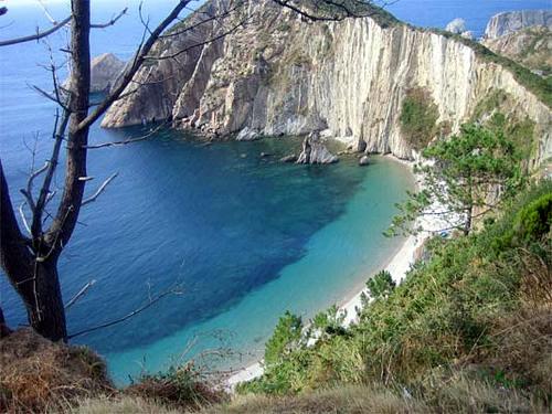 Playa del Silencio пляж